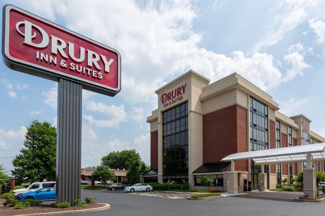 納什維爾機場愛普德魯利套房酒店 - 納什維爾 - 納什維爾(田納西州) - 建築