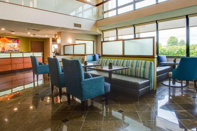 納什維爾機場愛普德魯利套房酒店 - 納什維爾 - 納什維爾(田納西州) - 休閒室