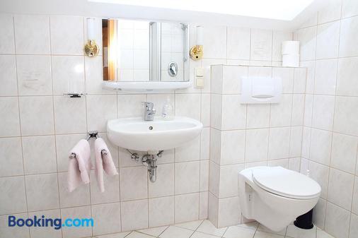 Gästehaus Obersulzberglehen - Schönau am Königsee - Bathroom