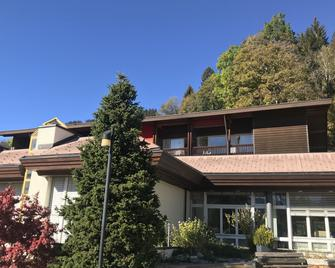 Budget Rooms Gstaad - Saanen - Building