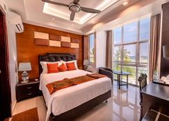 Rivethi Beach Hotel - Hulhumale - Camera da letto