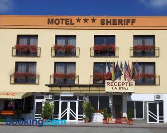 Hotel Sheriff - Bistrița - Building