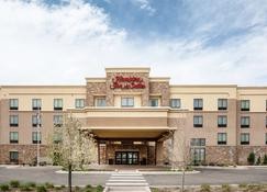 Hampton Inn & Suites Denver/South-RidgeGate, CO - Lone Tree - Building