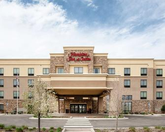 Hampton Inn & Suites Denver/South-Ridgegate - Lone Tree - Building