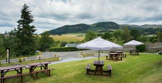 Craigvrack Hotel & Restaurant - Pitlochry - Patio