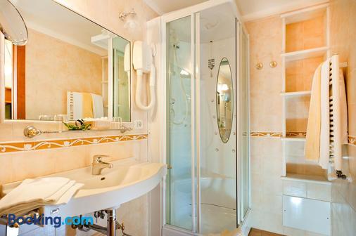 Hotel Villa Schuler - Taormina - Bathroom