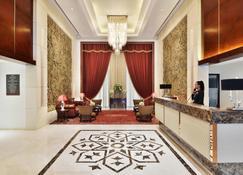 Marriott Suites Pune - Pune - Lễ tân