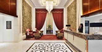 Marriott Suites Pune - Pune - Front desk