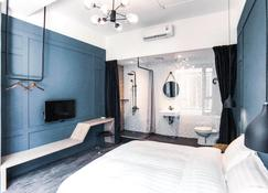 The Gatsby Apartment - Tainan - Bedroom