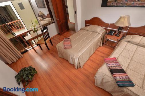 Hotel Ruinas - Cusco - Bedroom