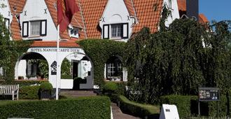 Romantik Manoir Carpe Diem - De Haan - Κτίριο