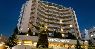 Ryogoku View Hotel - Tokio - Rakennus