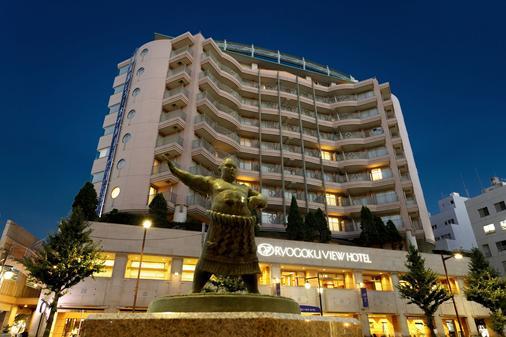 Ryogoku View Hotel - Tokyo - Toà nhà