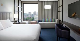 DoubleTree by Hilton Montreal - Montreal - Schlafzimmer