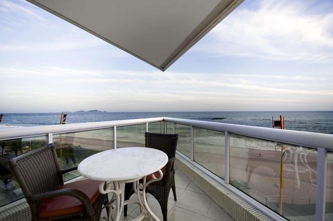 Comfort Suites Macae - Macaé - Balcony