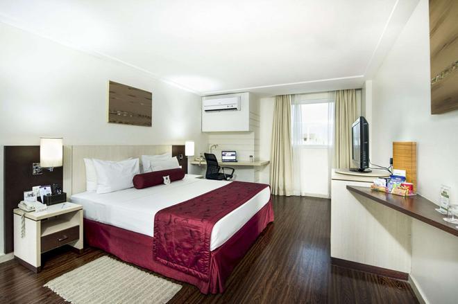 Comfort Suites Macae - Macaé - Bedroom