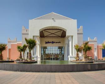 Radisson Blu Resort, Jizan - Jazan - Edificio