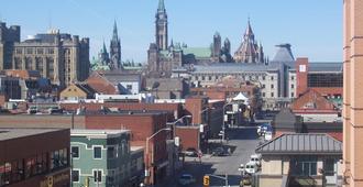 ByWard Blue Inn - Ottawa - Vista del exterior