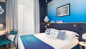 The Deck Hotel by HappyCulture - Nizza - Makuuhuone