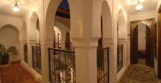 Riad Nerja - Marrakech - Hall