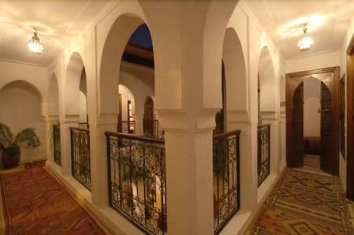 Riad Nerja - Marrakesh - Hallway