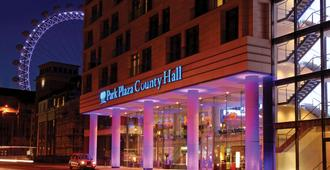 Park Plaza County Hall London - Lontoo - Rakennus