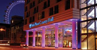 Park Plaza County Hall London - London - Bangunan