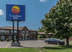 Comfort Inn - Cobourg - Building