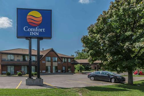 Comfort Inn - Cobourg - Edificio