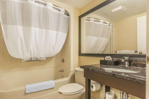 Comfort Inn - Cobourg - Baño