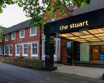 Best Western The Stuart Hotel - Derby - Building