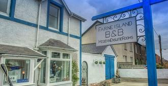 Farne Island Bed and Breakfast - Seahouses - Building