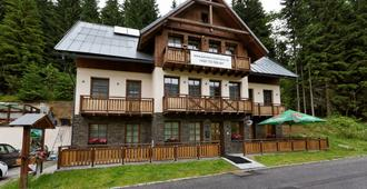 Pension Hollmann - Harrachov - Gebäude