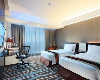 馬加撒瑞士貝爾酒店 - 瑪加沙 - 望加錫 - 臥室