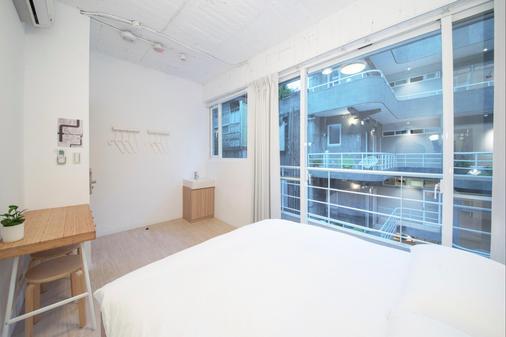 Flip Flop Hostel - Garden - Taipei - Schlafzimmer