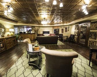 Historian Inn - Gardnerville - Lounge
