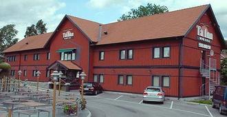 Hotel Ta Inn - Estocolmo - Edificio
