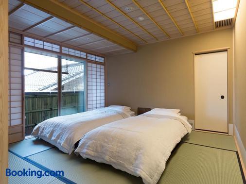 Kinjohro Kanazawa - Kanazawa - Κρεβατοκάμαρα