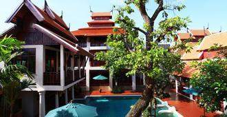 The Rim Chiang Mai - Chiềng Mai - Bể bơi