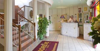 Hotel Boreve Nevers Nord - Varennes-vauzelles - Варен-Возель - Ресепшен
