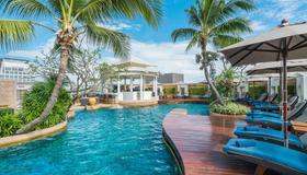 曼谷洲際酒店 - 曼谷 - 游泳池