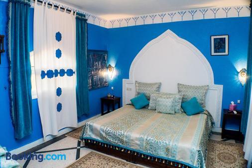里佩蒂特里亞德酒店 - 歐瓦爾札札特 - 瓦爾扎扎特 - 臥室