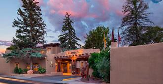 La Posada de Santa Fe, A Tribute Portfolio Resort & Spa - Santa Fe - Bygning
