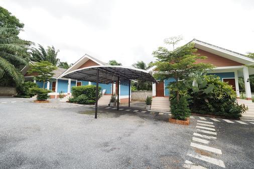 VP Resort - Thị trấn Krabi - Toà nhà