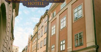 Hotell Den Gyllene Geten - שטוקהולם - בניין