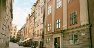 Hotell Den Gyllene Geten - Stockholm - Building