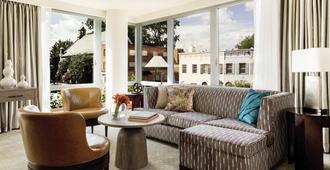 The Ritz-Carlton Georgetown Washington DC - Washington - Living room