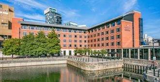 Crowne Plaza Liverpool City Centre - ליברפול - בניין