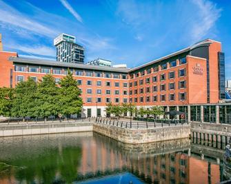 Crowne Plaza Liverpool City Centre - Liverpool - Gebäude