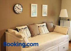 Agrinio Art Suites - Agrínio - Living room